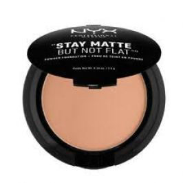 NYX Pudrový make-up Stay Matte But Not Flat 17 Warm 7,5 g
