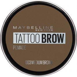 Maybelline Gelová pomáda na obočí Tattoo Brow 001 Taupe 4 g