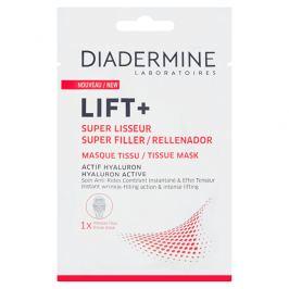 Diadermine Látková pleťová maska s aktivním hyaluronem Lift+  1 ks/bal.