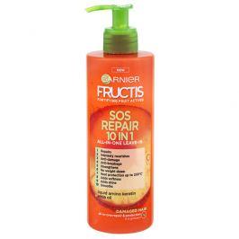 Garnier Krém na vlasy bez oplachování SOS Repair (All-In-One Leave-In) 400 ml