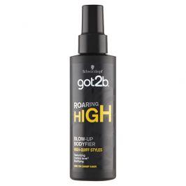 got2b Tvarující sprej na vlasy Roaring High  150 ml