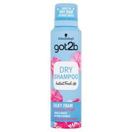 got2b Suchý šampon v pěně Silky Foam  150 ml