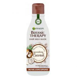 Garnier Vyživující maska pro suché, nepoddajné vlasy Botanic Therapy (Hair Milk Mask Nourishing Coconut) 250 ml