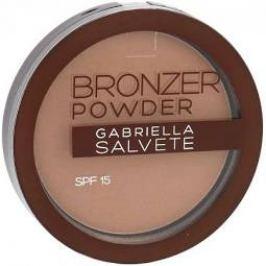 Gabriella Salvete Bronzující pudr SPF 15 Bronzer Powder 01 8 g