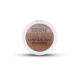 Gabriella Salvete Rozjasňující pudr Lumi & Glow Powder 02 9 g