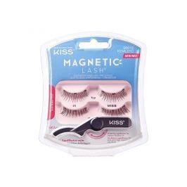 Kiss Magnetické řasy Magnetic Lash 01 1 pár