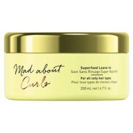 Schwarzkopf Professional Bezoplachová kúra pro kudrnaté vlasy Mad Abouth Curls  200 ml