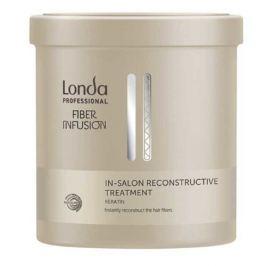 Londa Professional Regenerační maska s keratinem pro poškozené vlasy Fiber Infusion  750 ml