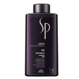 Wella Professionals Osvěžující šampon na vlasy a tělo pro muže SP Men 1000 ml