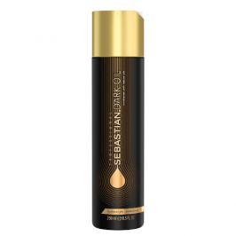 Sebastian Professional Vyživující šampon pro lesk a hebkost vlasů Dark Oil (Lightweight Shampoo) 1000 ml