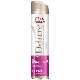 Wella Lak na vlasy Deluxe Heat Styling 250 ml