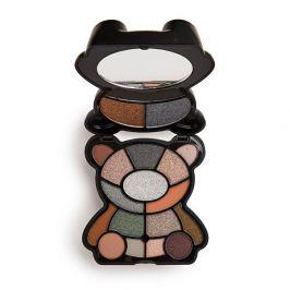 Revolution Paletka očních stínů Teddy Bear Jett (Shadow Palette)  14,4 g