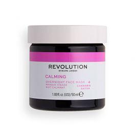 Revolution Zklidňující pleťová maska Skincare Mood Stressed  50 ml