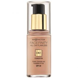 Max Factor Dlouhotrvající make-up Facefinity 3 v 1 65 Rose Beige 30 ml