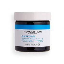 Revolution Intenzivní noční maska pro suchou pleť Skincare Mood Thirsty (Overnight Face Mask)  50 ml