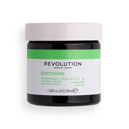 Revolution Chladivá noční maska Soothing Overnight Face Mask  50 ml
