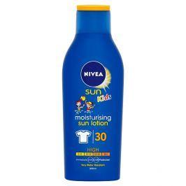 Nivea Sun Dětské mléko na opalování OF 30 200 ml