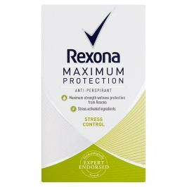 Rexona Maximum Protection Stress Control antiperspirační krém 45 ml
