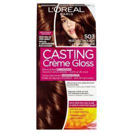 L'Oréal Paris Casting Crème Gloss mléčná čokoládová 503