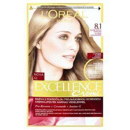 L'Oréal Paris Excellence Crème blond světlá popelavá 8.1