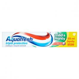 Aquafresh Mild&Minty zubní pasta 125 ml