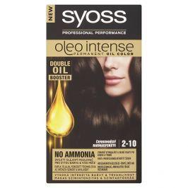Syoss Oleo Intense barva na vlasy Černohnědý 2-10
