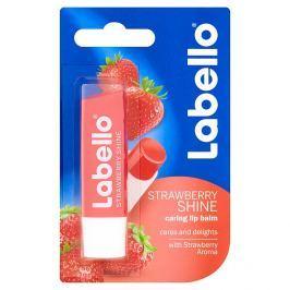 Labello Strawberry shine, tónovací balzám na rty Strawberry shine