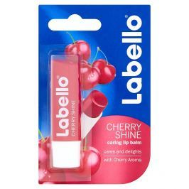 Labello Cherry shine, tónovací balzám na rty Cherry shine