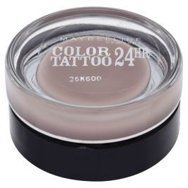 Maybelline Color Tattoo 24 hr oční stíny Permanent Taupe 40, 4 g