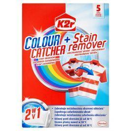 K2r Stop obarvení + odstraňovač skvrn 2 v 1 5 x 30 g