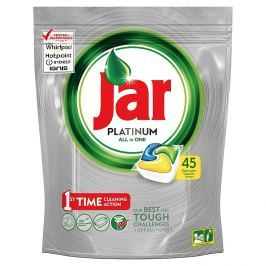 Jar Platinum Citron kapsle do myčky  45 ks