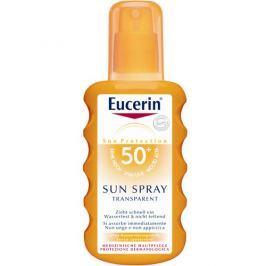 Eucerin Transparentní sprej na opalování SPF 50  200 ml