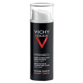 Vichy Hydra Mag C+, hydratační péče na pleť a oční okolí proti známkám únavy  50 ml