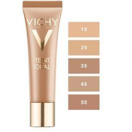 Vichy Teint Idéal rozjasňující krémový make-up  odstín 25