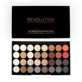 Makeup Revolution ultra paletka 32 očních stínů Flawless 2