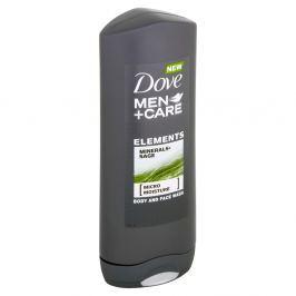 Dove Dove Men+Care Elements Minerals & Sage sprchový gel pro muže 250 ml
