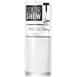 Maybelline Color Show lak na nehty 490 White