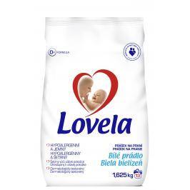 Lovela bílá dětský prací prášek, 13 praní 1,625 kg