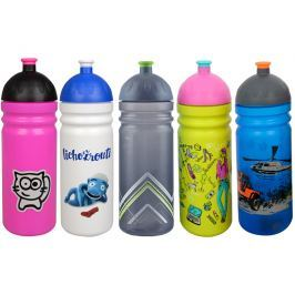 Zdravá lahev 0,7 l BIKE Hory modrá