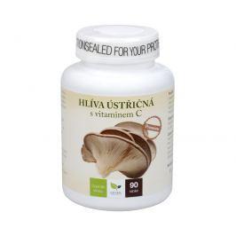 Hlíva ústřičná Premium s vitamínem C 90 cucacích tbl.