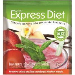 Express Diet - instantní jahodový smoothie 59 g