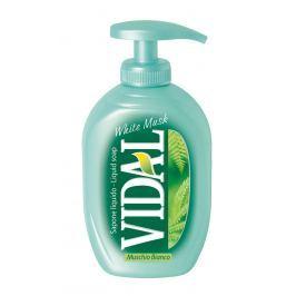 Vidal White Musk tekuté mýdlo 300 ml