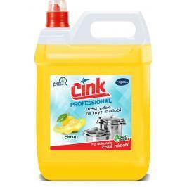 Cink Citron prostředek na mytí nádobí 5 l