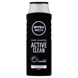 Nivea Men Active Clean šampon pro muže 400 ml
