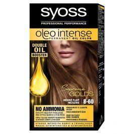 Syoss Oleo Intense olejová barva 8-60 Medově plavý, 50 ml