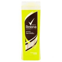 Rexona Men Sport sprchový gel pro muže  400 ml