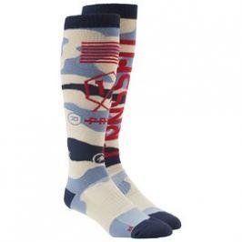 Pánské ponožky Reebok CF M Knee Sock