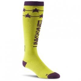 Dámské Ponožky Reebok CF W Knee Sock