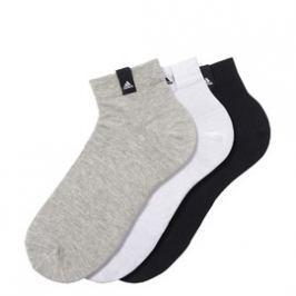 Pánské ponožky adidas Per La Ankle 3 páry