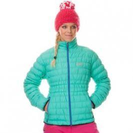Dámská zimní bunda Nordblanc zelená